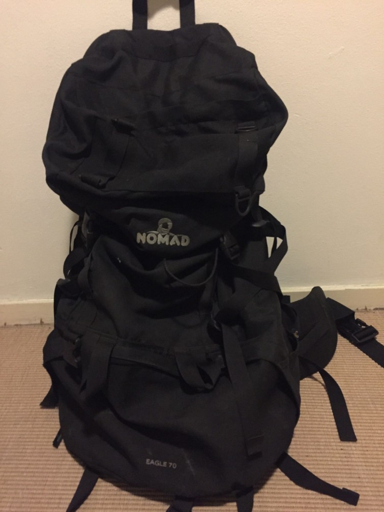 Nomad Backpack 70 Liter