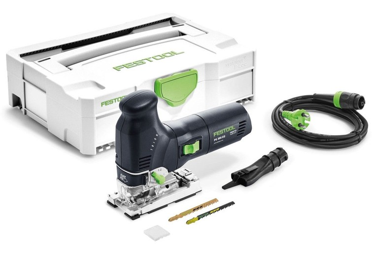Festool pendel decoupeerzaag TRION PS 300 EQ-Plus