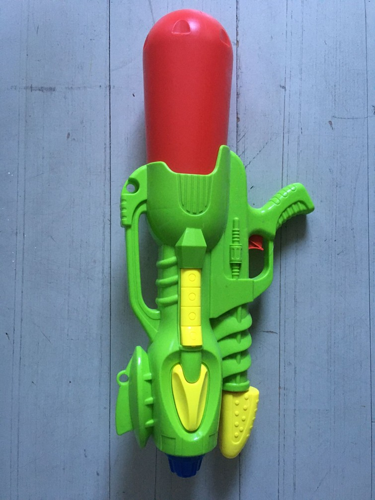 Waterpistool/Supersoaker