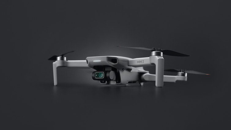 DJI Mini 2 Drone  | 4K Video en 12MP Camera | Incl. Fly More Combo Accessoires |