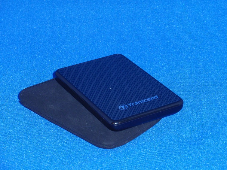 Externe harde schijf (SSD, USB3, 128 GB)