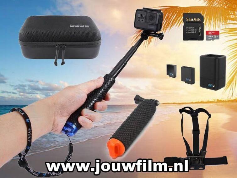 GoPro Hero 7 Black huren / GoPro Hero 7 Black te huur / GoPro huren