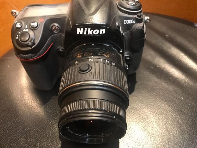 Spiegelreflex Nikon d300