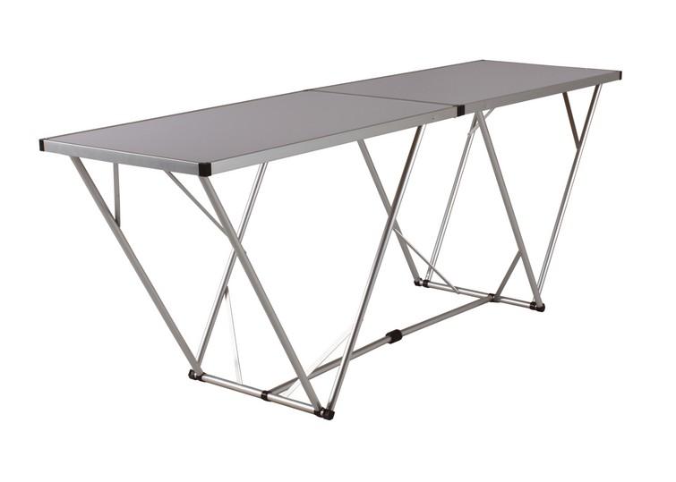 Opklapbare tafel.