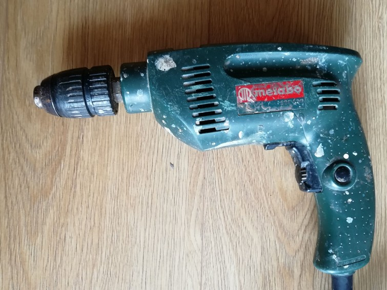 Combinatie boormachine Metabo