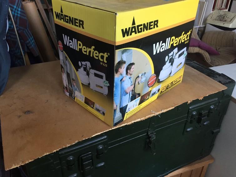 Verfspuit Wagner WallPerfect