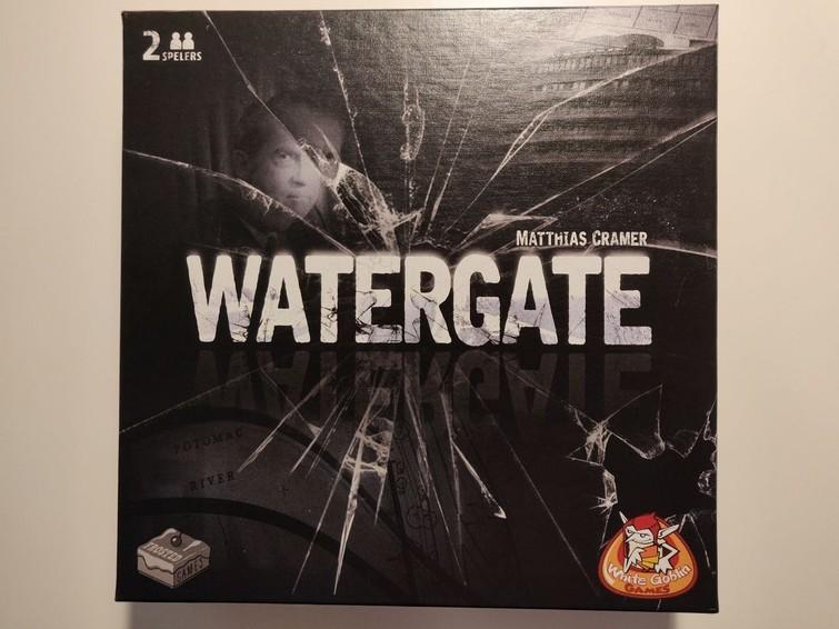 Watergate   Spellen voor 2 spelers