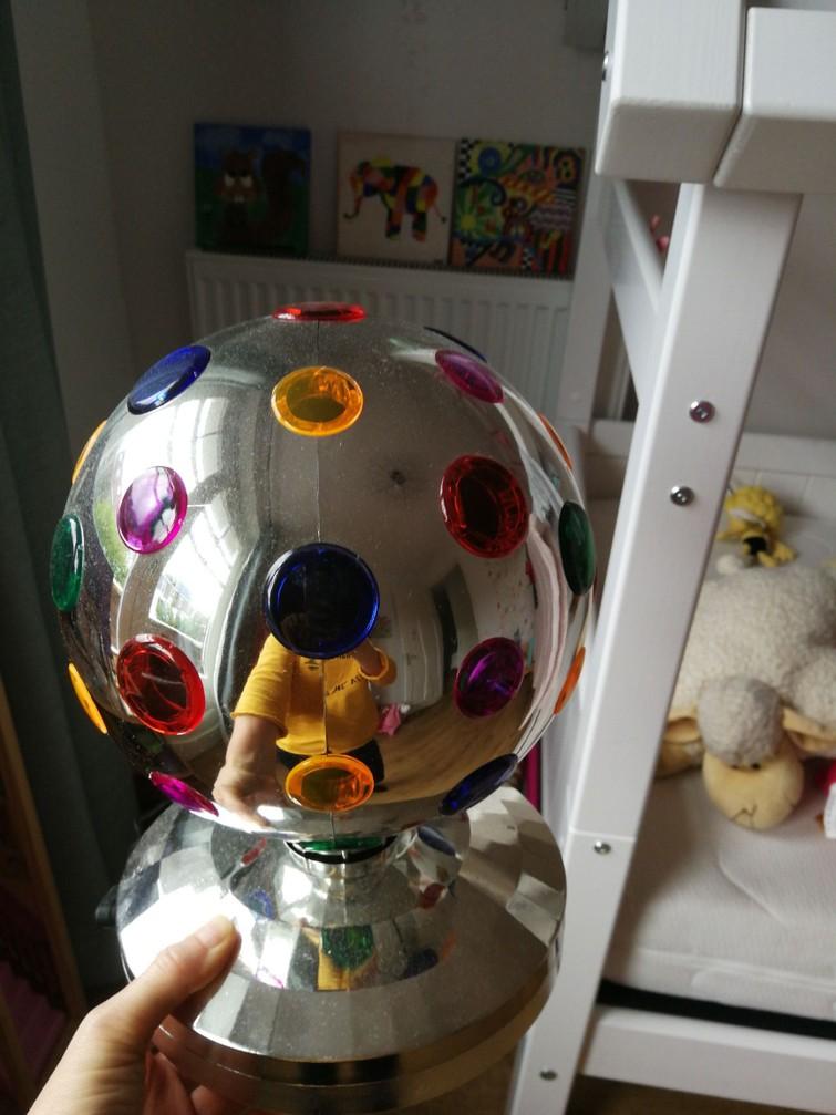 Disco feest lampen