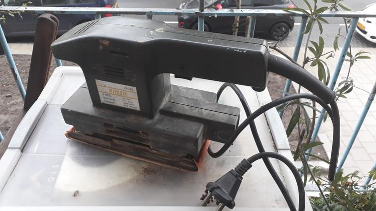 Vlakschuurmachine