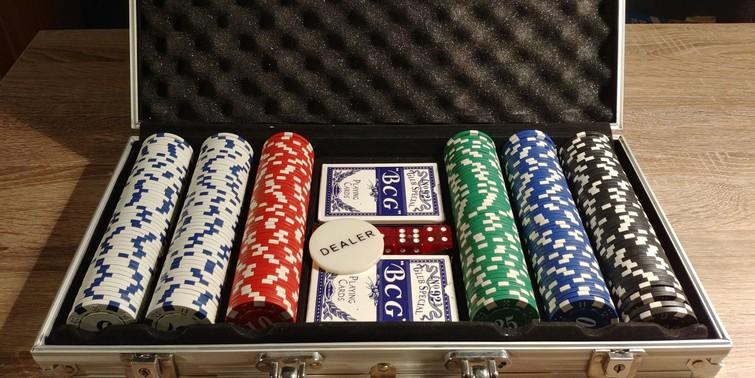 Pokerset | Pokerkoffer