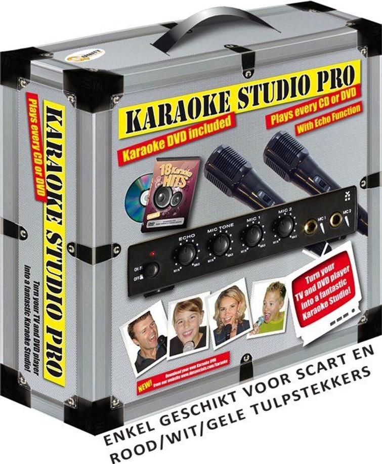 Karaoke set