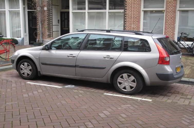 Erics  Renault Megane Stationwagon