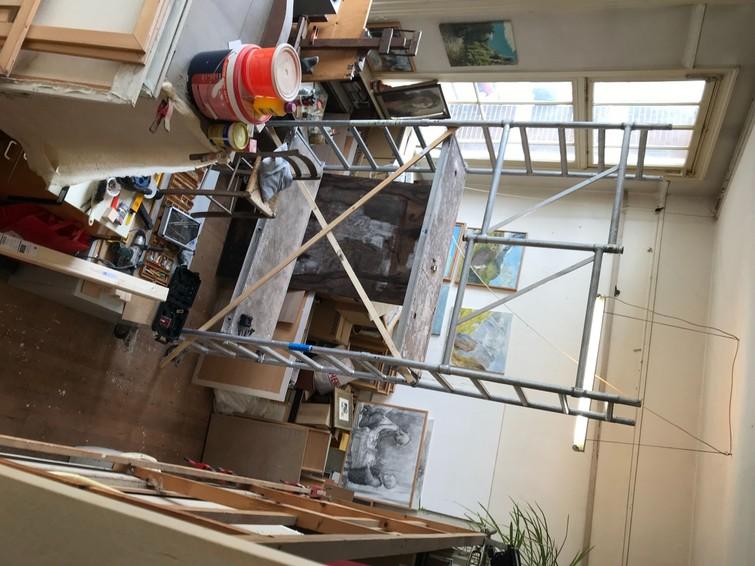 Kamersteiger aluminium tot 6 meter werkhoogte