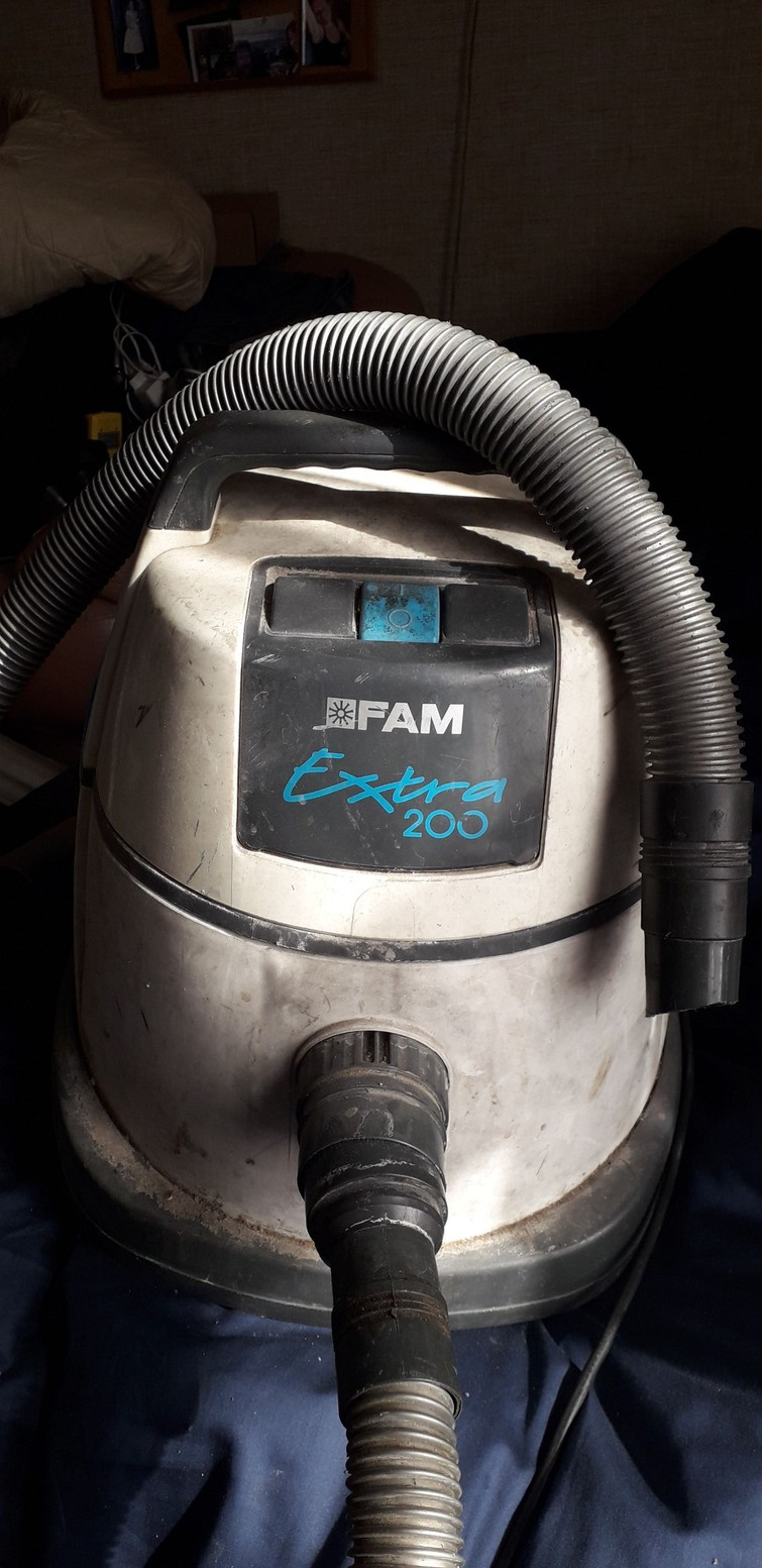 waterstofzuiger