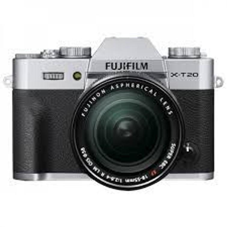 Mirrorless camera fuji xt20