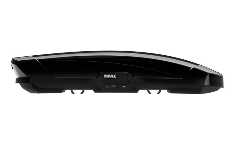 Dakkoffer - Thule Motion XT XL Black Glossy