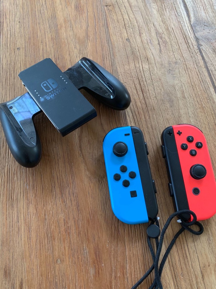 Nintende Switch remotes
