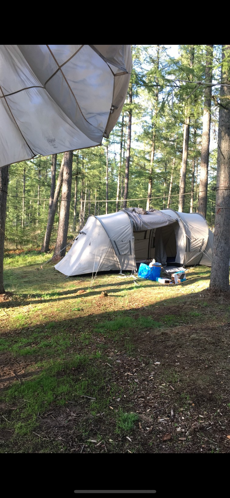 Tent (6-persoons)
