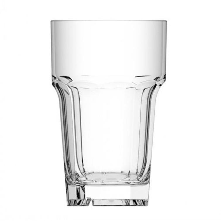 Plastieken onbreekbare glazen/bekers 28cl