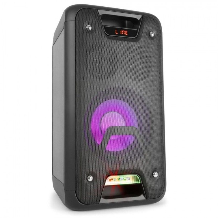Vonyx - High-end Actieve Sound Speaker met 400W BT/MP3/SD