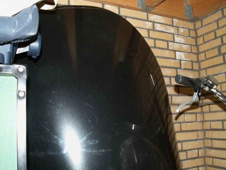 Thule dakkoffer de grootste die je ooit hebt gezien