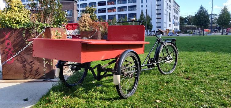 Vintage Maxwell Bakfiets (Large cargo Bike)