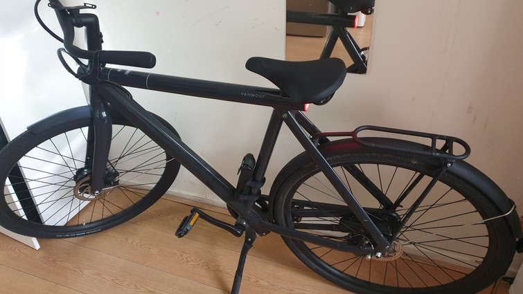 VanMoof ES2 e-bike