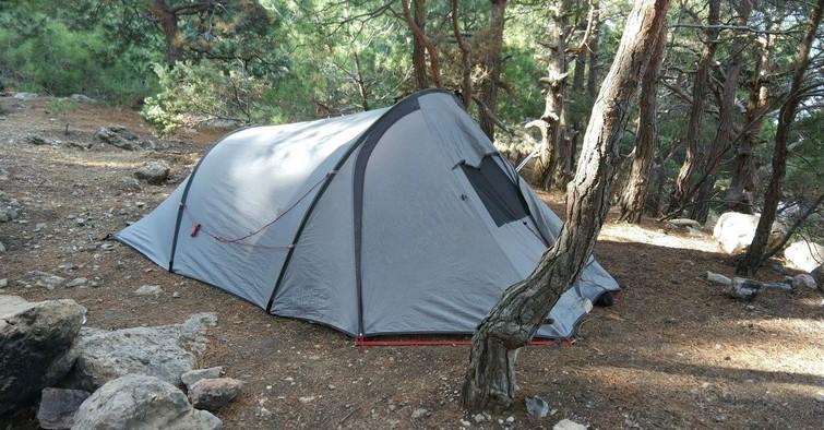 Quechua Quickhiker Ultralight 3 - ideale trekking tent