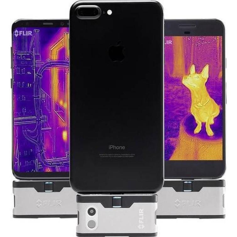 FLIR one warmtecamera voor iPhone