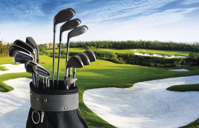 Golfset Mizuno dames
