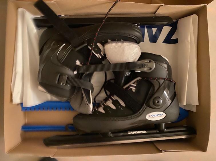 Zandstra schaatsen maat 42