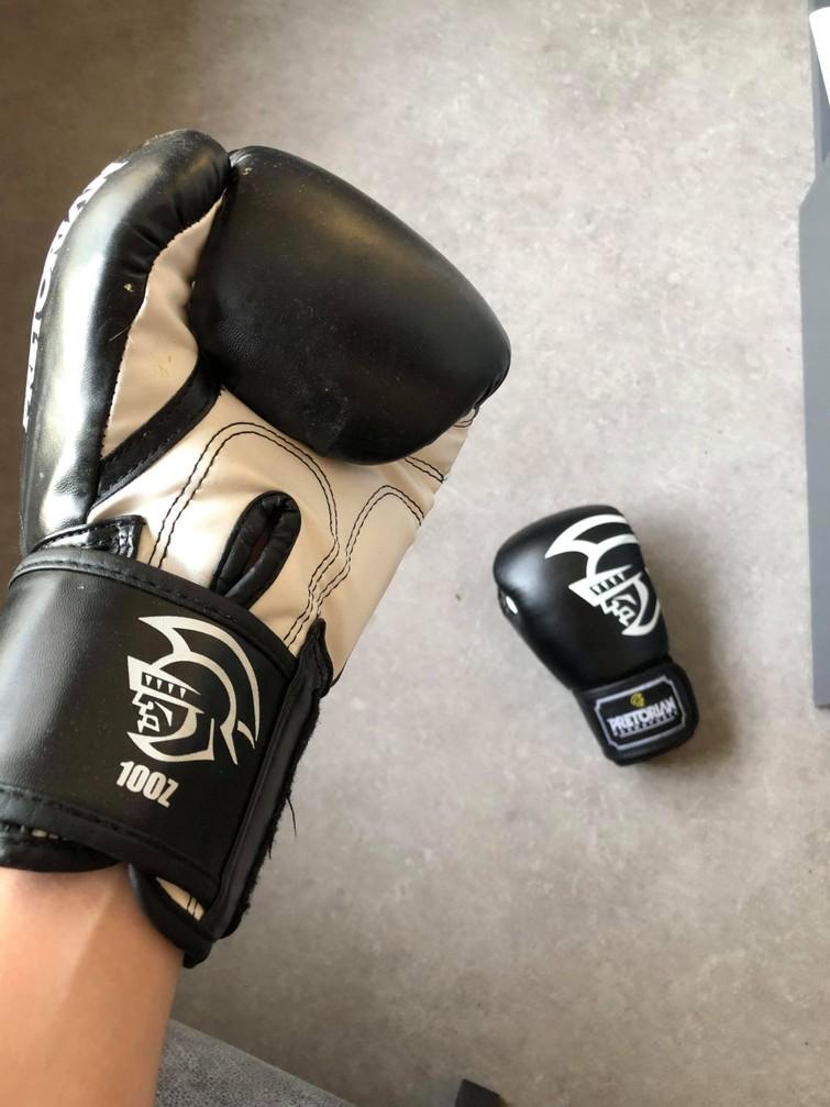 Bokshandschoenen (Boxing Gloves)