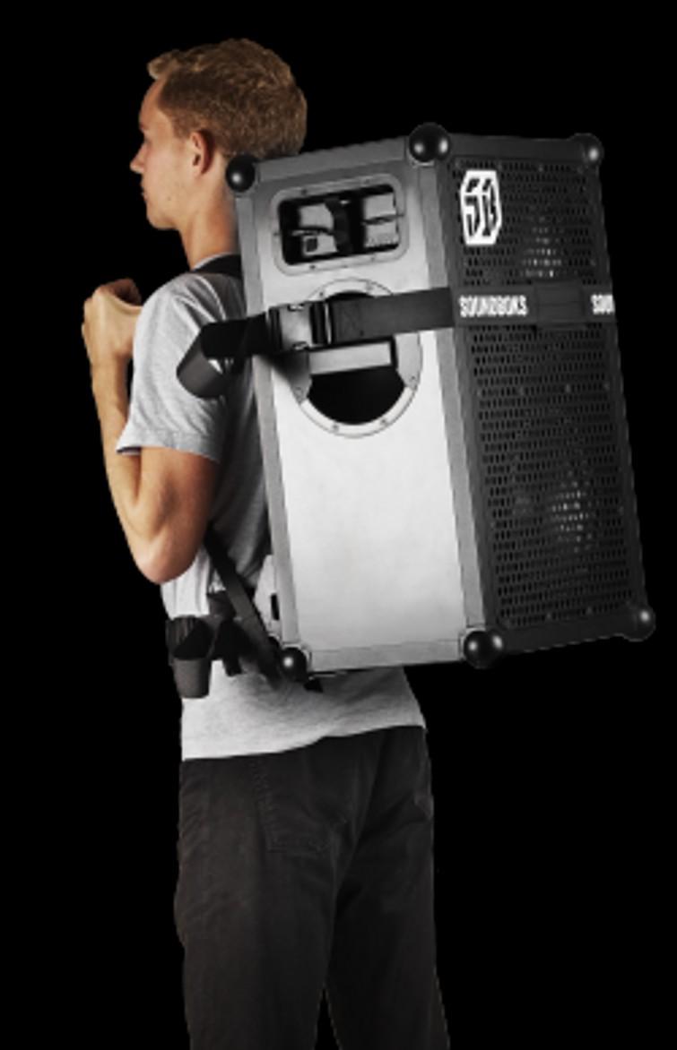 Soundboks 2 draadloze bluetooth speaker