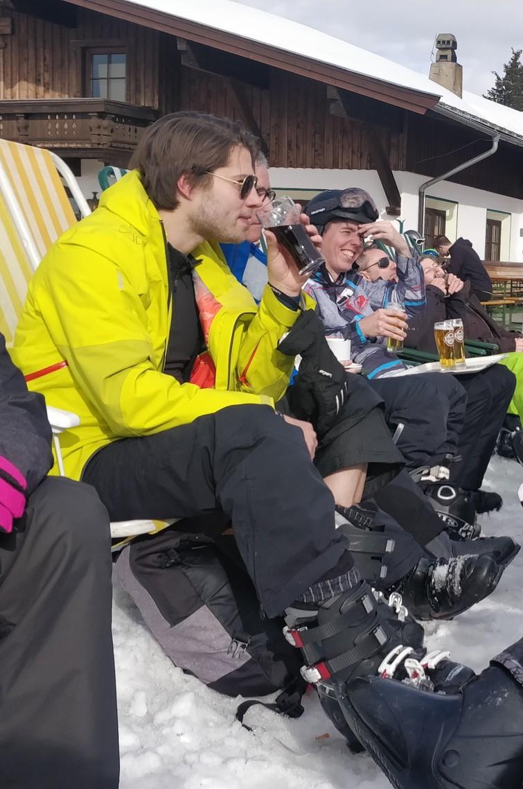 Skikleding Maat M