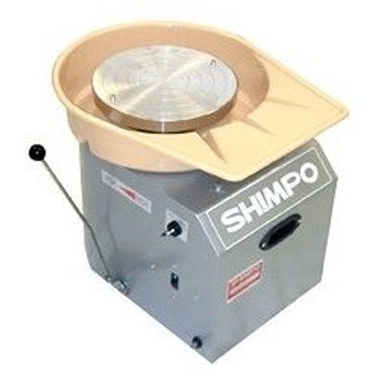 Elektrische draaischijf pottenbakken