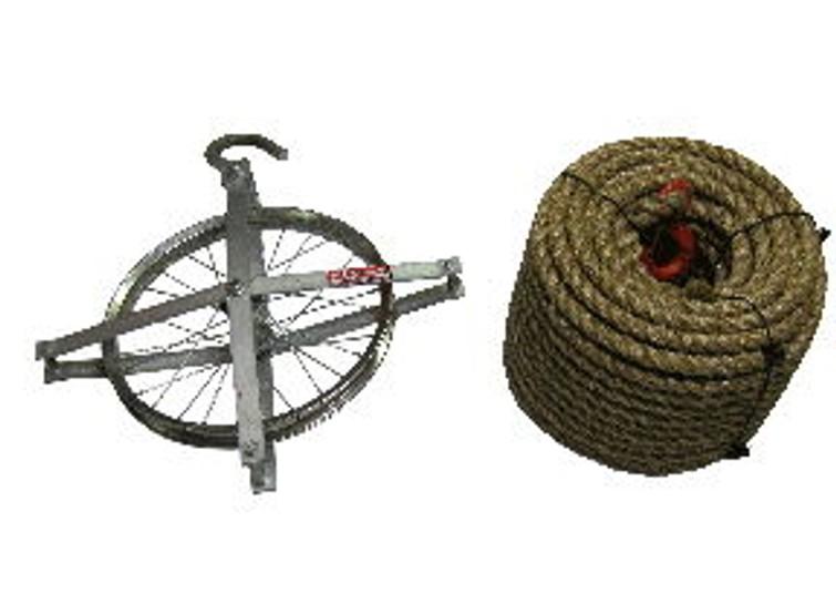 touw en blok