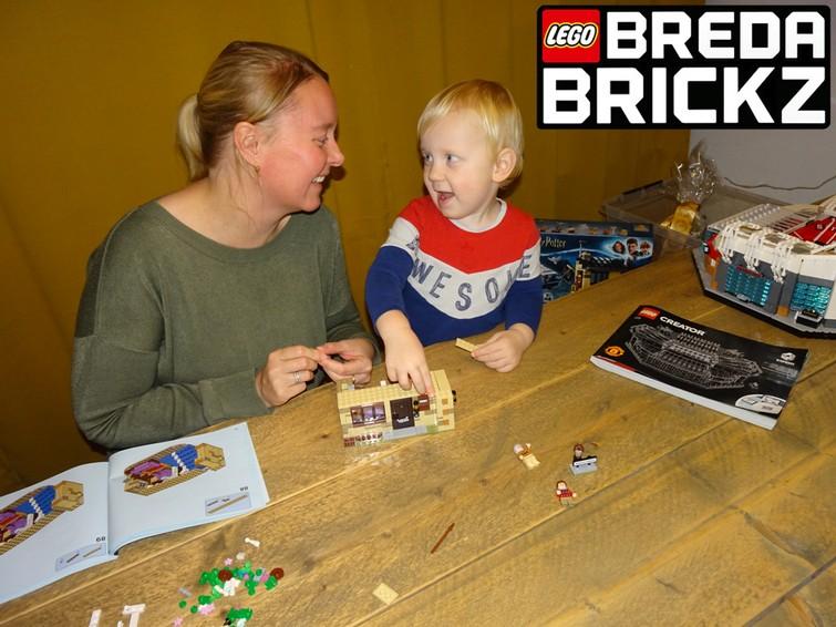 Breda Brickz: LEGO verhuur