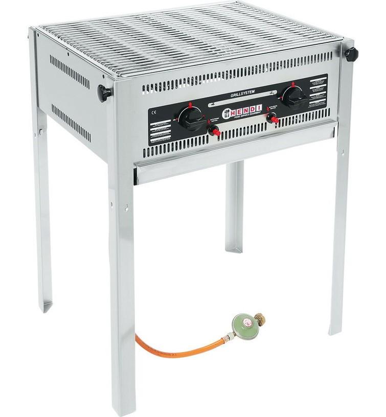 Hendi barbecue te huur €30 p/d | BBQ verhuur
