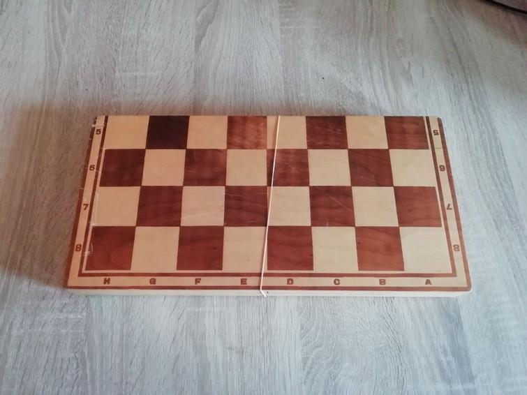 Schaak bord