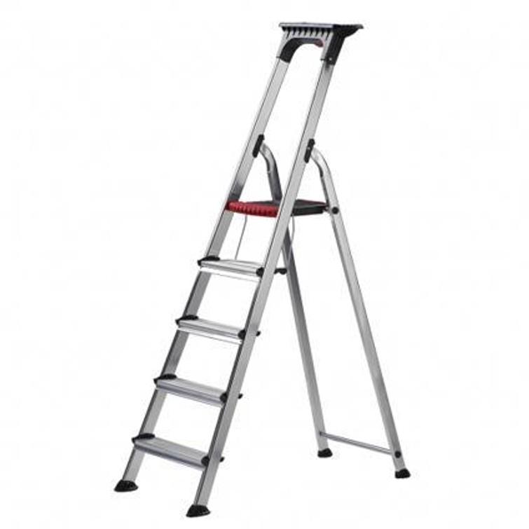 ladder + trapje