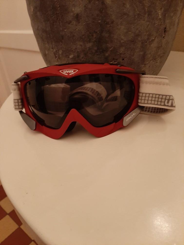 Sportieve skibril