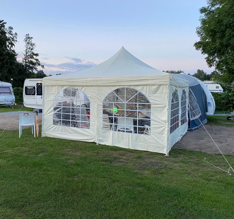 grote partytent 4x4 meter