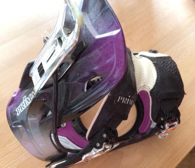 Snowboardchoenenbinding flow prima