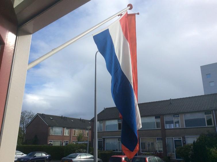 een vlag