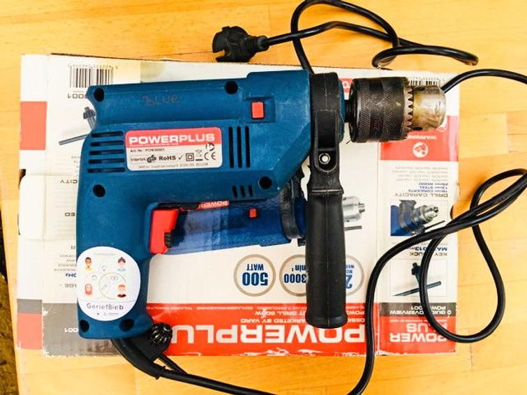 Boormachine Powerplus POW30001