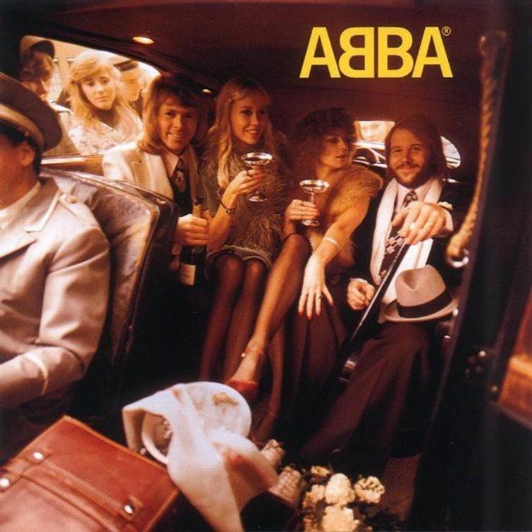 ABBA - ABBA - (Album CD) 21 April 1975. - CD