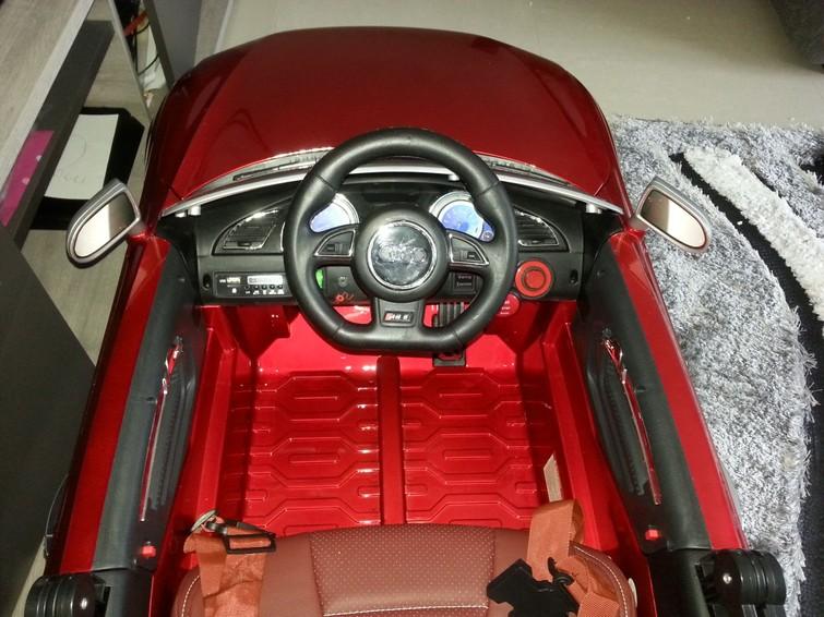 speelgoed electrische auto voor kinderen vanaf 1-6 jaar