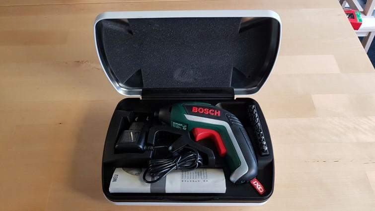Bosch IXO schroefmachine