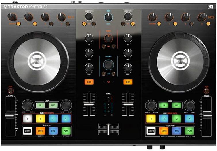 DJ set Kontrol S2 MK2