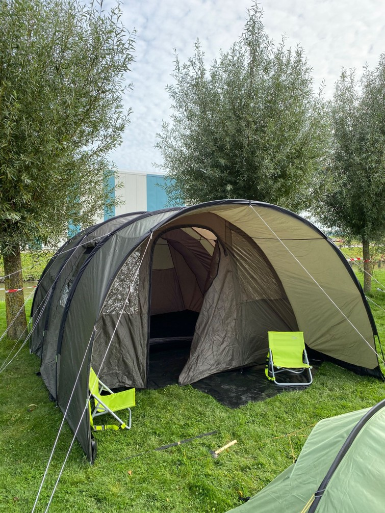 Tent for 5 people